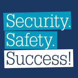 Security. Safety. Success.